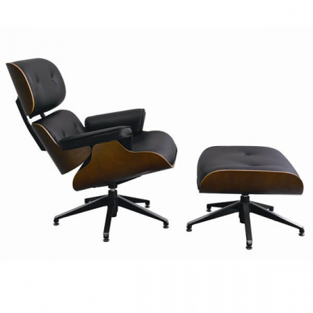 hire eames lounger foot stool