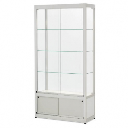 Hire glass cabinet BCCW