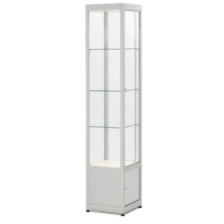hire glass cabinet bdcw