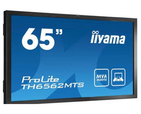 iiyama 65 inch touchscreen lcd hire