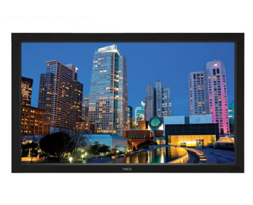 nec 42 inch touchscreen lcd hire