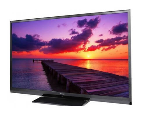 sharp aquos 60 inch led screen hire