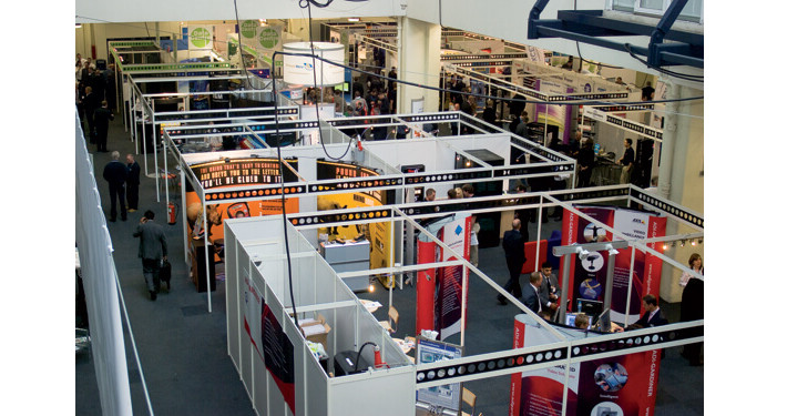 Shell Scheme Exhibition Stand Hire : Shell scheme hire access displays