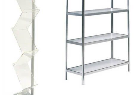 storage and display hire