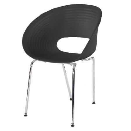 Hire Tom Vac chair in Black