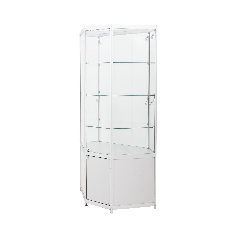 Corner Exhibition Stands Hire : Ts corner display cabinet hire access displays