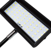 AD 1060 LED exhibition flood light head in Black