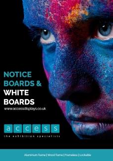 notice boards brochure