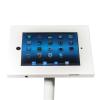 Freestanding iPad Holder in white