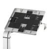 freestanding universal tablet holder - open