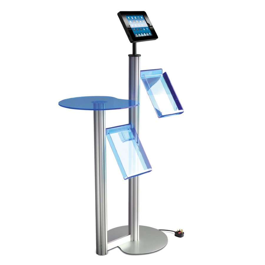 Ipad Exhibition Stand Hire : Ipad versa display stand access displays