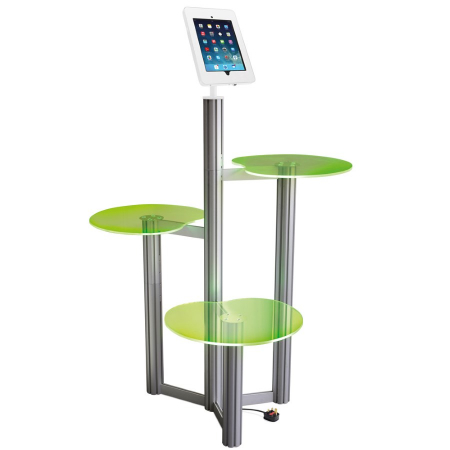 iPad POS display stand