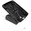 Moonbase Desktop Tablet Holder - Cable management