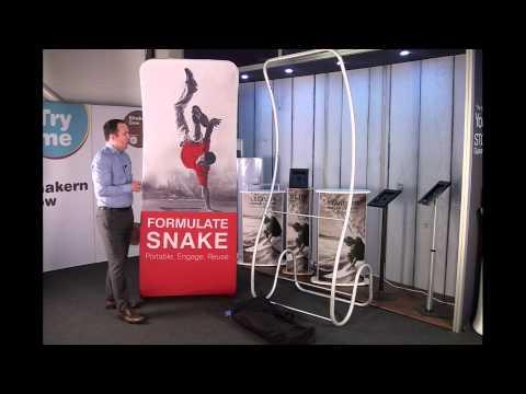 Formulate Snake Banner
