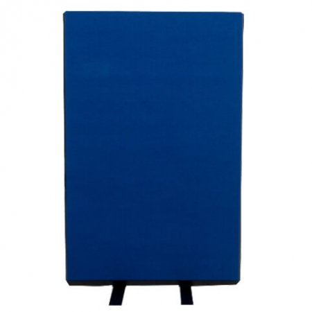 700mm (w) x 1200mm (h) office screen - Nyloop Blue