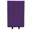 700mm (w) x 1200mm (h) office screen - Woolmix Violet