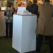 Display plinths hire