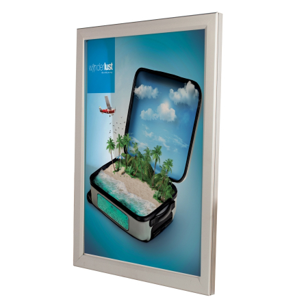 LED Trappa poster frame