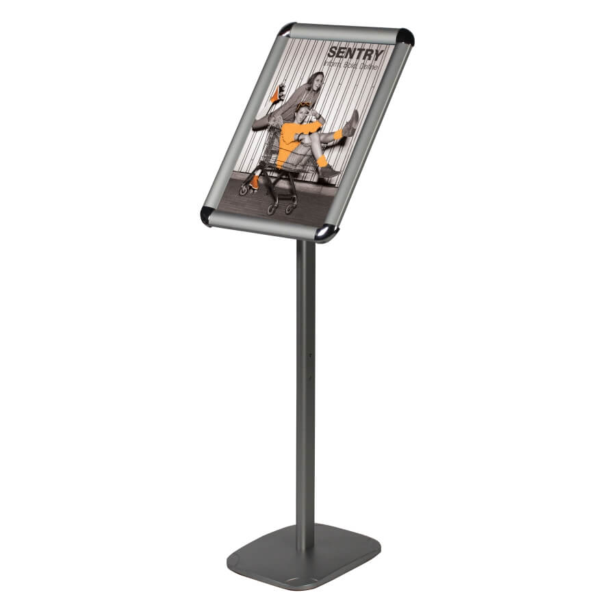 Exhibition Stand Poster : Sentry a poster display stand access displays