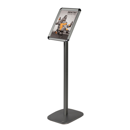 Sentry A4 Poster Display Stand