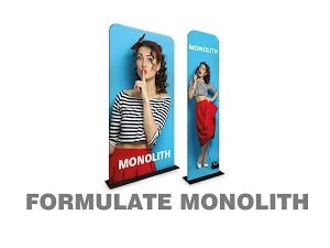 Video of Formulate Monolith banner stand