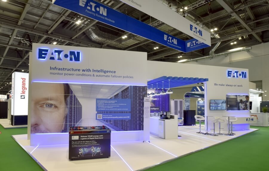 Exhibition Stand Management : Custom exhibition stands for uk and global events access