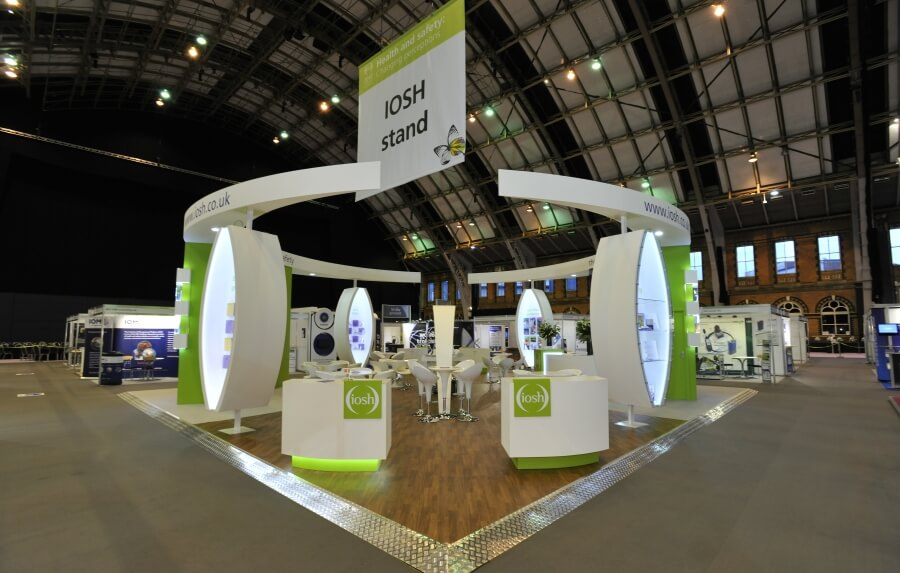 Corner Exhibition Stands Uk : Custom exhibition stands for uk and global events access