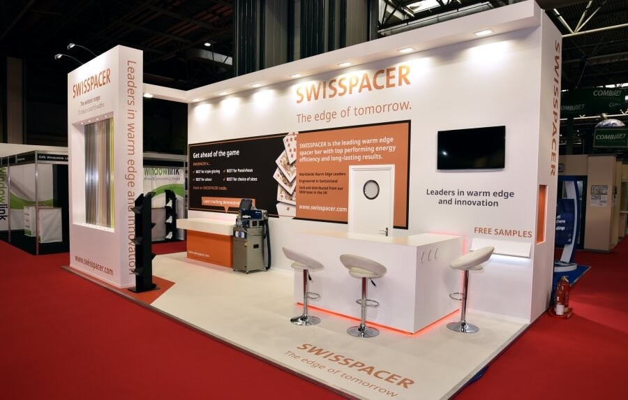 Modular Exhibition Stands Zone : Fit show exhibition stands access displays