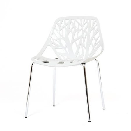 Hire Lily chair in White