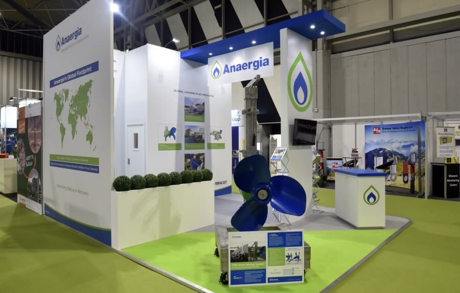 Expo Exhibition Stands Uk : Uk ad and world biogas expo exhibition stands access displays