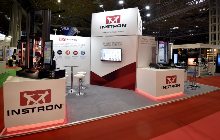 Exhibition Stand With Screen : Trade show exhibits booths displays and banner stands