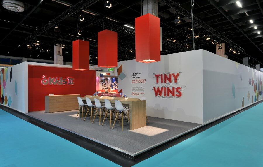 Custom Exhibition Stand Goal : Custom exhibition stands for uk and global events access