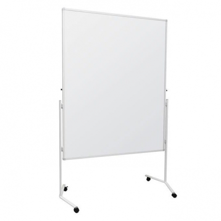 Mobile folding whiteboard