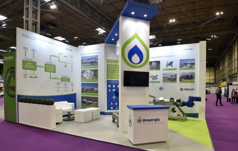 Exhibition Stand Extras : Custom exhibition stands for uk and global events access displays