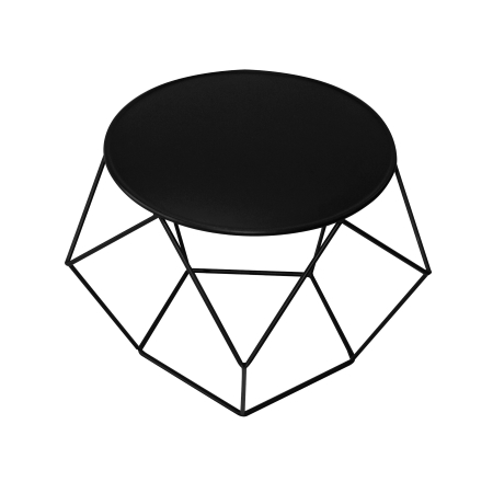 CF17 Satin coffee table hire