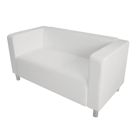 DE104 Evie lounge 2 seater sofa hire
