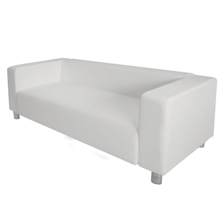 DE105 Evie lounge 3 seater sofa hire