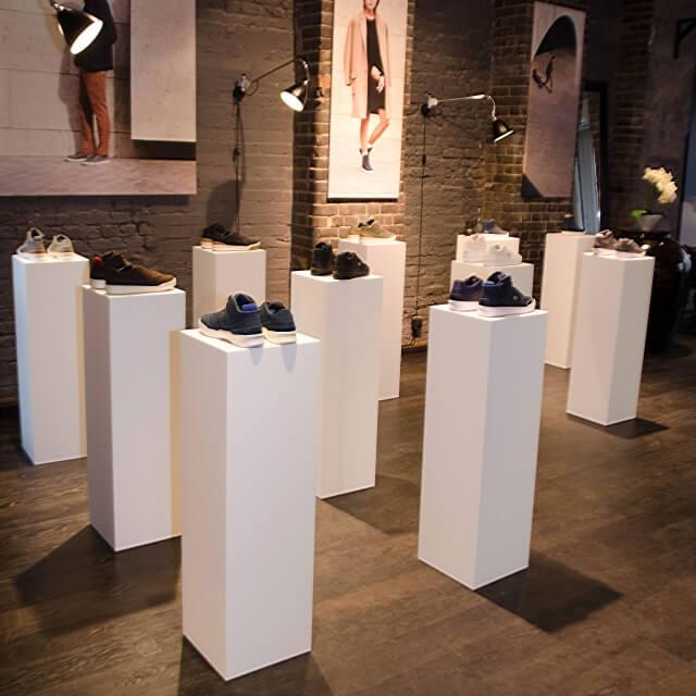 Plinth Hire Exhibition Display Plinths Access Displays
