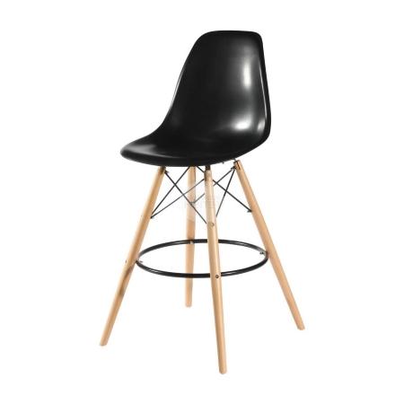 ST19 DSW stool hire - Black