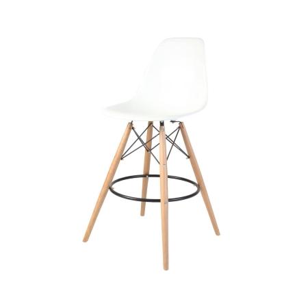 ST19 DSW stool hire - White