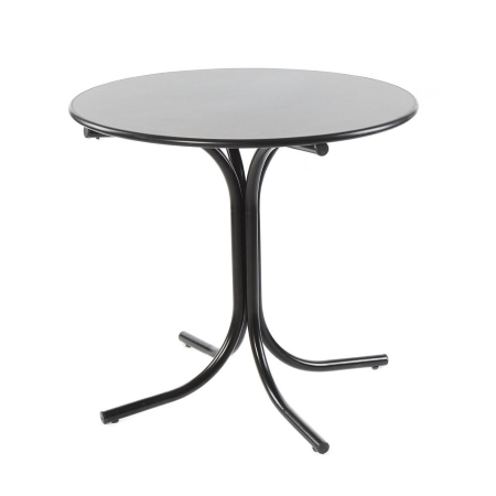TB41 Mannheim round bistro table hire