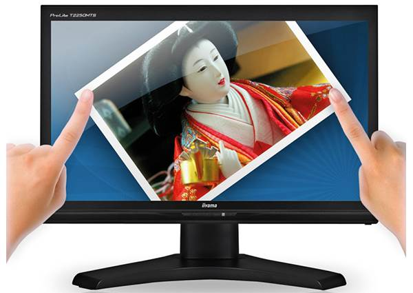 "21.5"" touch screen hire - iiyama T2250MTS"