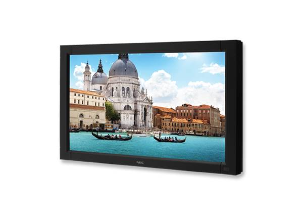 "32"" touch screen hire - NEC V322"