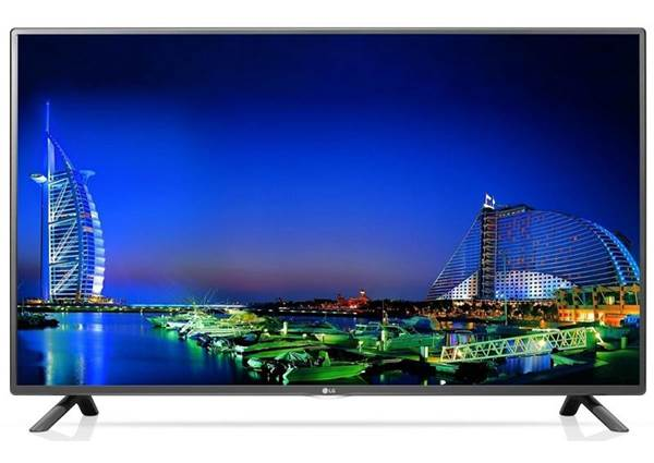 """42"""" LED screen hire - LG 42LF580V"""