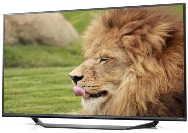 """55"""" LED screen hire - LG 55UF770V"""
