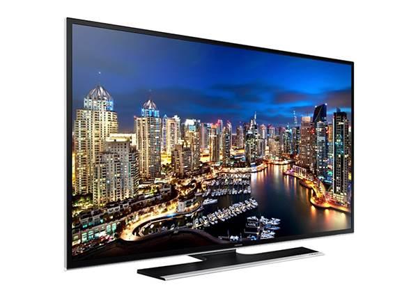"55"" LED screen hire - Samsung UE55HU6900"