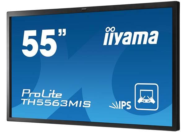 "55"" touch screen hire - iiyama TH556MIS-M1"