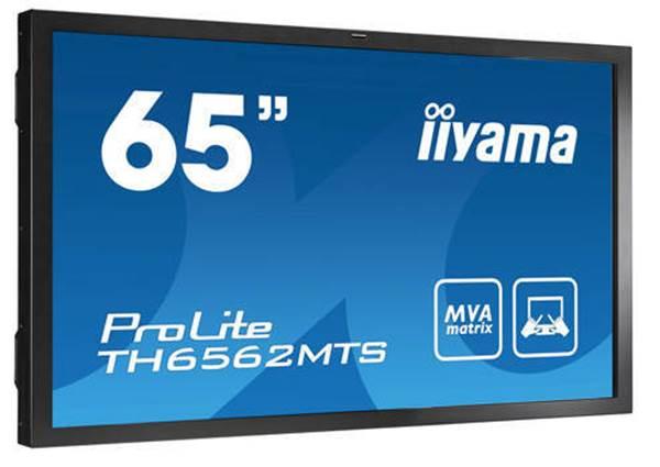 "65"" touch screen hire - iiyama LH6562MTS"