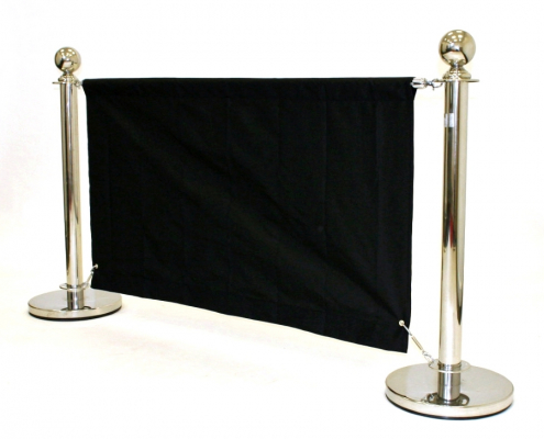 Cafe barrier hire