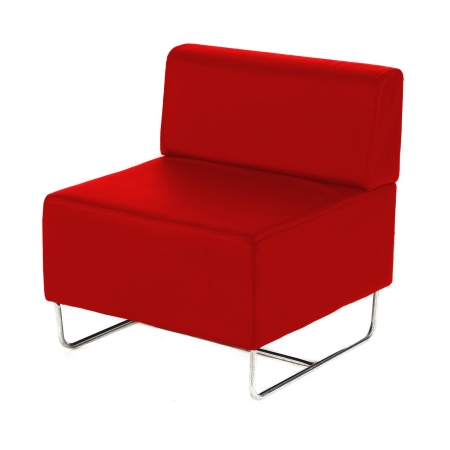LS04 Martina seat hire - Red